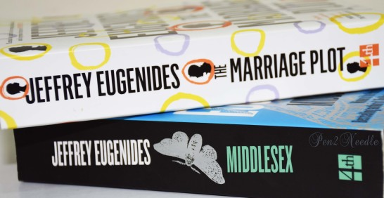 The Marriage Plot and Middlesex by Jeffrey Eugenides