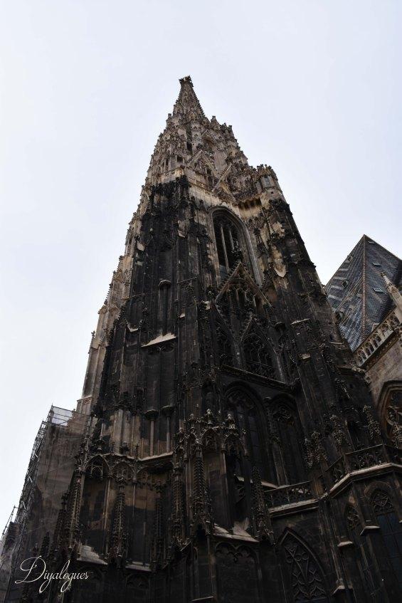 St. Stephen's Cathedral, Wien, Vienna, Austria